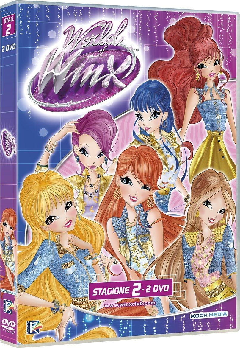 World Of Winx: Season 2 (2 DVD)