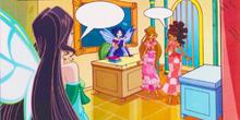 Morgana's Sudden Appearance (I133)