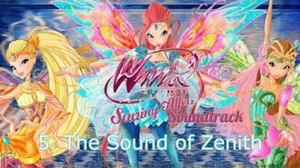 "HD Winx Club Saving Alfea Soundtrack 05 ""The Sound of Zenith"""