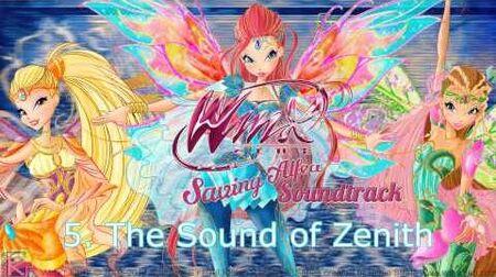 "HD Winx Club Saving Alfea Soundtrack 05 ""The Sound of Zenith"""