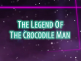 A lenda do Homem Crocodilo