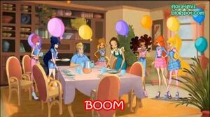 Winx Club - Magiche Winx (Lyrics)