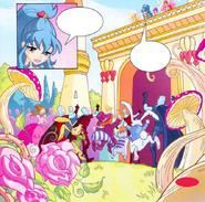 Wonderland - Comics (I129)