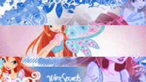 Winx Club Bloom - Jeśli uśmiech znikł ( Magiczna piosenka ).wmv