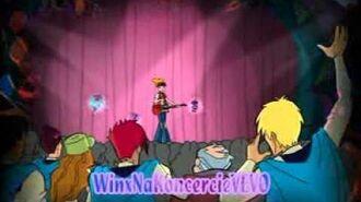 Winx Na Koncercie - Wielki świat