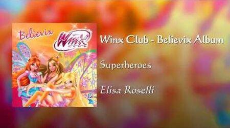 Winx Club - Believix Album - 12