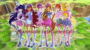 FANMADE Winx Club Beat to the Music (Instrumental)