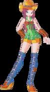 Copy of Winx-Fairies roxy cowgirl
