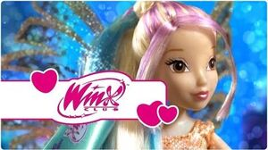 Winx Club - Fashion Dolls - Sirenix Magic Color