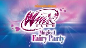 Winx Club Magical Fairy Party! Official Videogame Trailer! HD! OUT NOW!
