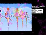 El mundo mágico de Winx