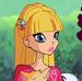 Yellow hair girl 713-icon