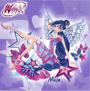 Musa butterflix artwork