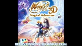 Winx Club 3D Love Is A Miracle Original Motion Picture Soundtrack
