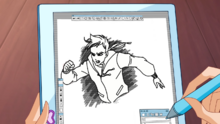 WOW8 (Bloom's Sketch of Jim)