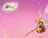 Winx Club ESRP Flora Enchantix 3D Wall