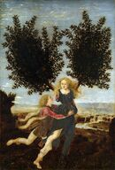 693px-Piero del Pollaiolo (attr.) Apollo and Daphne