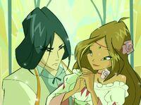 Flora's Daydream (1) Original
