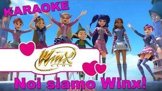 Noi Siamo Winx - Karaoke - Film Winx Club - Il Mistero degli Abissi