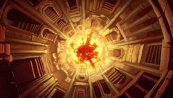 Vortex of Flames