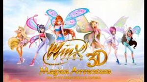 Winx Club - Magica Avventura in 3D (CD OST) - 11 - Ora sei libertà ITA