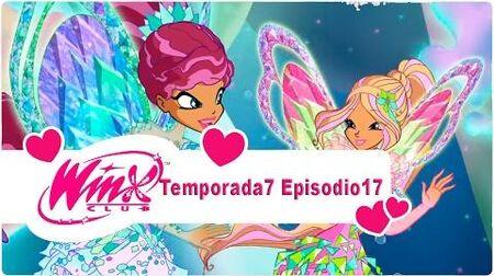 """Winx Club 7x17 Temporada 7 Episodio 17 """"Perdidas en una Gotita"""" Español Latino"""