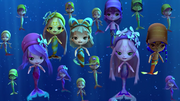All Selkies of the Ocean