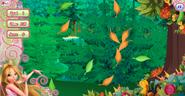 Flora leaf catch