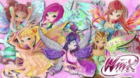Winx Club - Bloomix Più Che Mai (Lyrics)