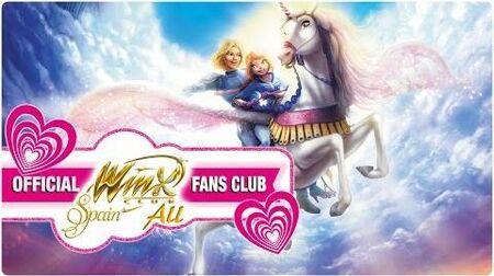 Winx Club - La Aventura Mágica - PELÍCULA COMPLETA -CASTELLANO-
