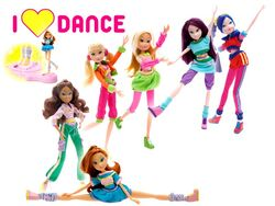 I Love Dance Collection