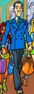 Pandora's Box - Professor Ozeris Full Outfit