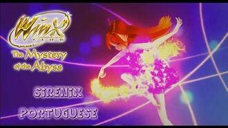 Winx Club - Mystery of the Abyss Sirenix Portuguese - Português HD