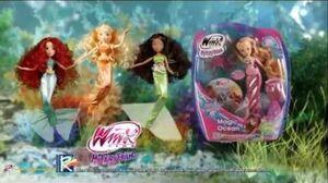 """Winx Club TV Commercial """"Magic Ocean"""" HD"""