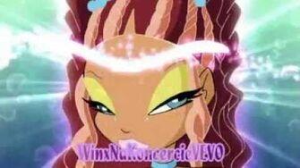 Winx Na Koncercie - Chcę swoim życiem żyć