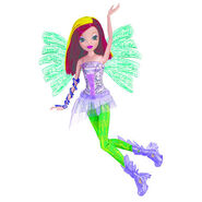 Tecna Sirenix Deluxe Fashion Doll