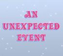 Un eveniment neaşteptat
