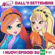 Winx 8 - Finale Arc - September 2019