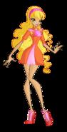 Winx stella retro alfea casual by enchantingunixfairy-d8ujfld