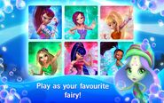 Winx Sirenix Power - New Update Introductions - 2
