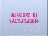 Misiunea de salvare