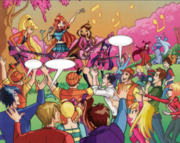 Winx Club Tour - Magic of the East p20