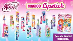 Winx Magic Lipstick