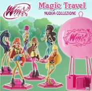 Winx Magic Travel - Winx Gold