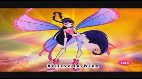Winx Club 406 Believix Transformation Spanish Castellano