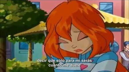 Winx Club - I won't ask for more (Latin-Spanish)