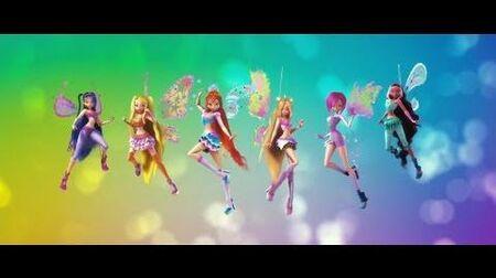 Winx Club La Aventura Mágica - Believix 3D en Castellano (Español España)