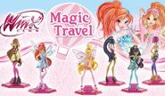 Winx Club Magic Travel Article Cover