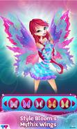 WCMFW - Bloom's Mythix Wing