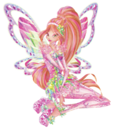 Winx club flora tynix couture by bloomixcouture-d9himz2